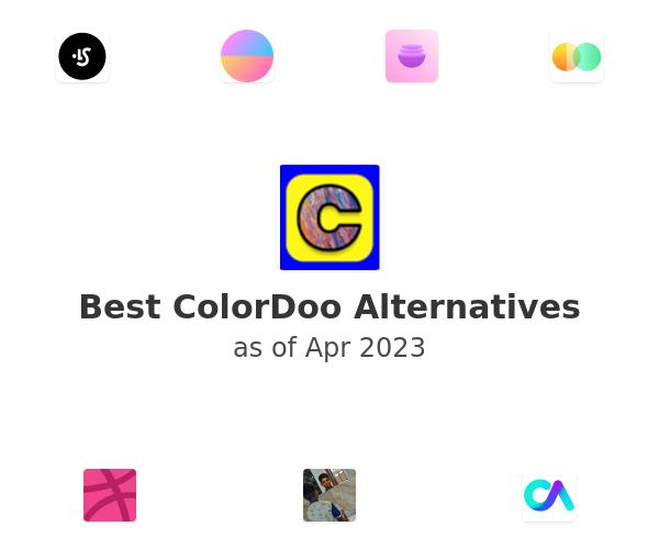 Best ColorDoo Alternatives