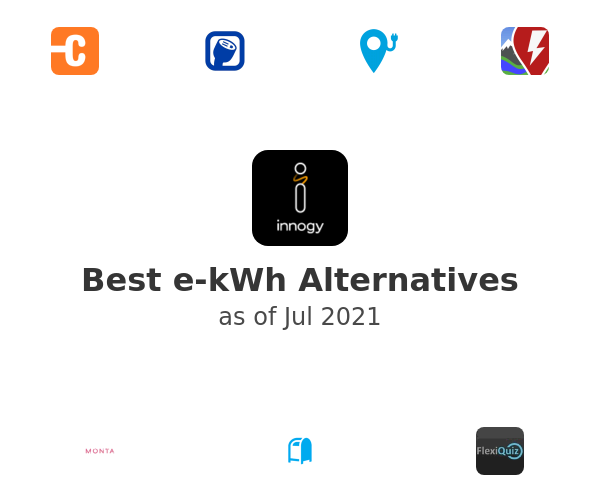 Best e-kWh Alternatives