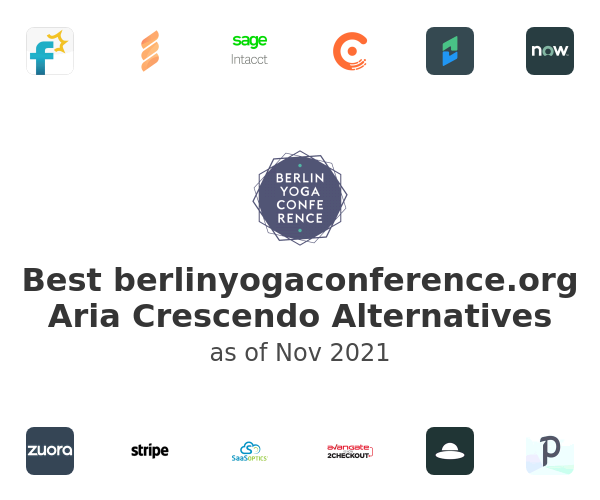 Best Aria Crescendo Alternatives