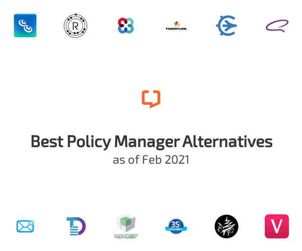 Best Policy Manager Alternatives