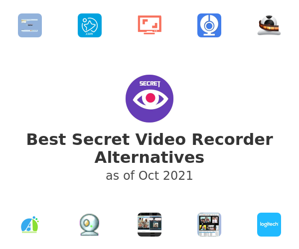 Best Secret Video Recorder Alternatives