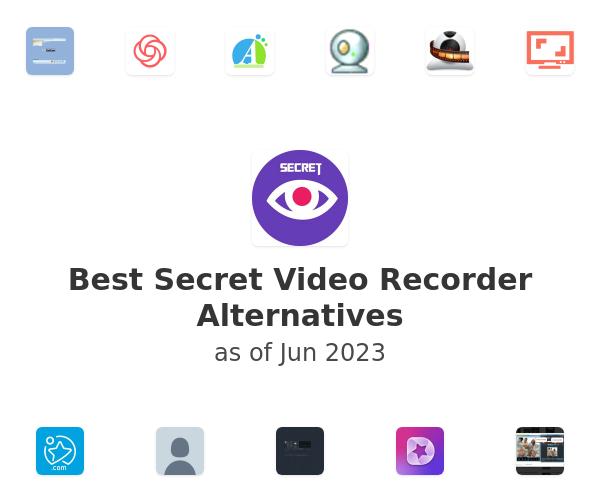 Best Secret Video Recorder Alternatives
