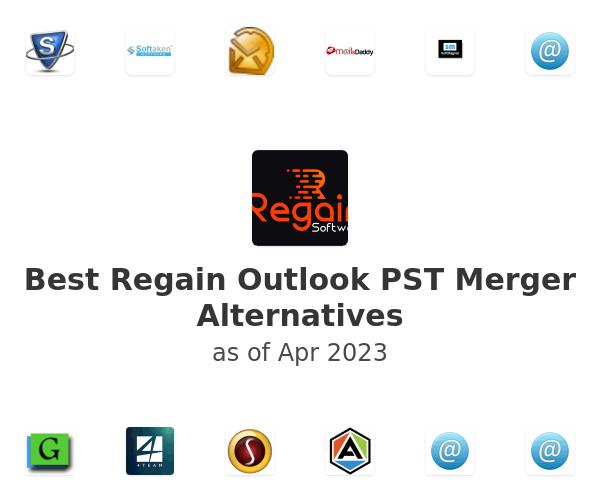 Best Regain Outlook PST Merger Alternatives