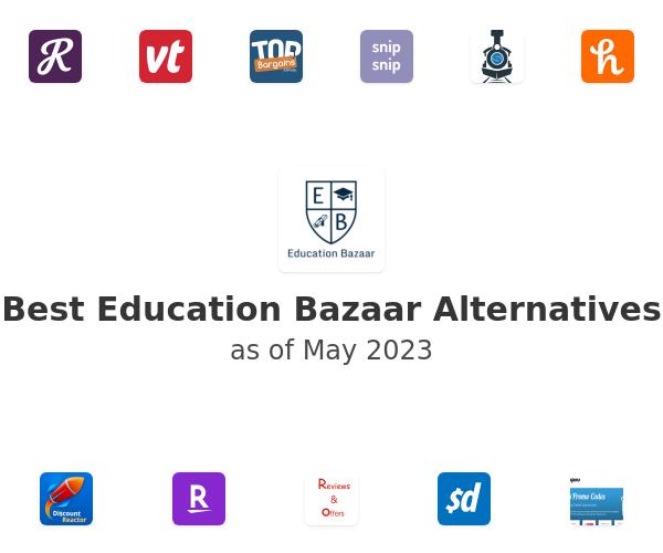Best Education Bazaar Alternatives