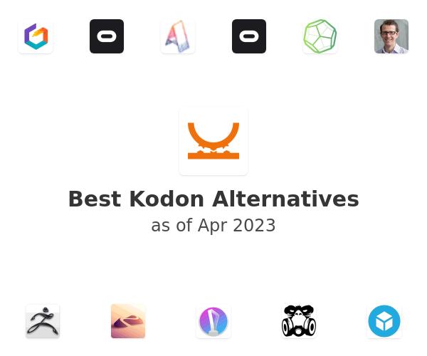 Best Kodon Alternatives