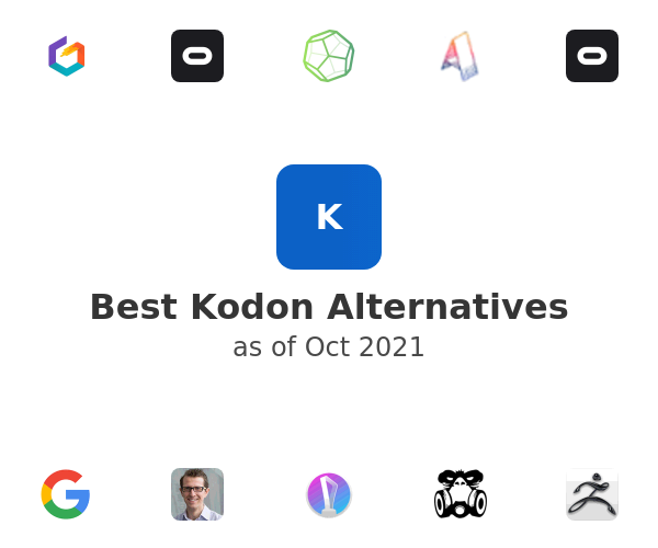 Best Kodon Alternatives