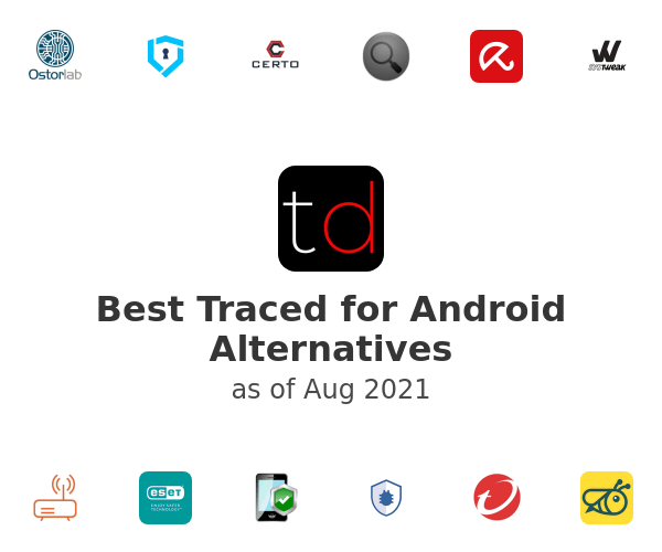 Best Traced for Android Alternatives