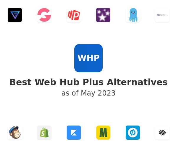 Best Web Hub Plus Alternatives