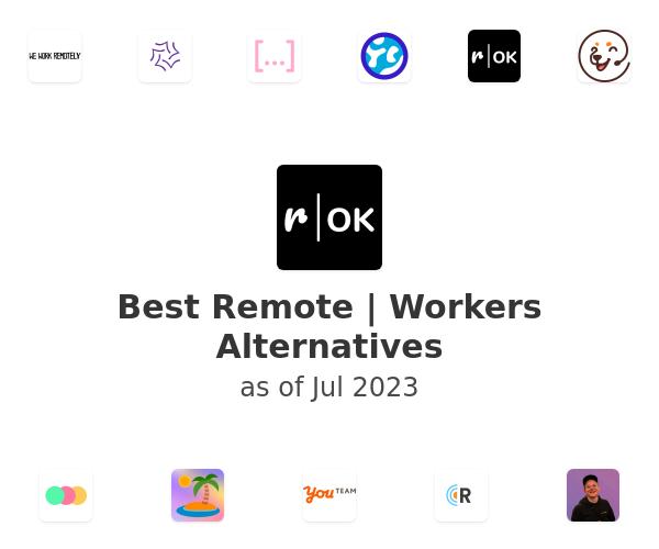 Best Remote | Workers Alternatives