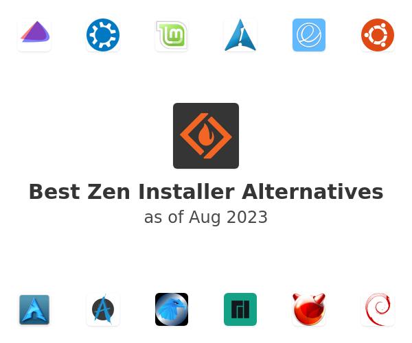 Best Zen Installer Alternatives