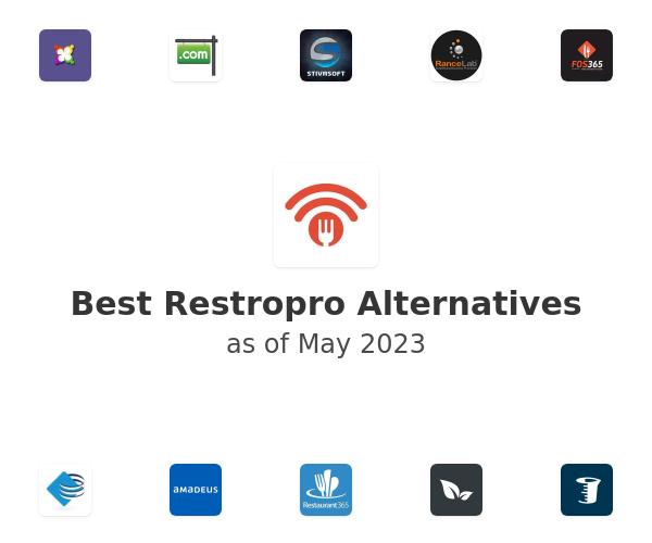 Best Restropro Alternatives