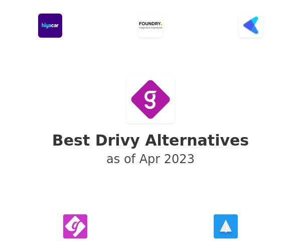 Best Drivy Alternatives