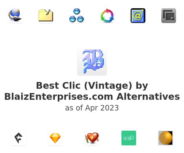 Best Clic (Vintage) by BlaizEnterprises.com Alternatives