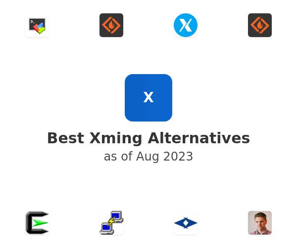 Best Xming Alternatives