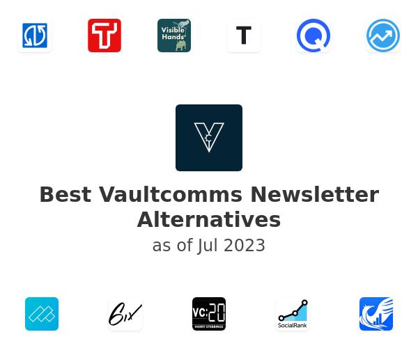 Best Vaultcomms Newsletter Alternatives