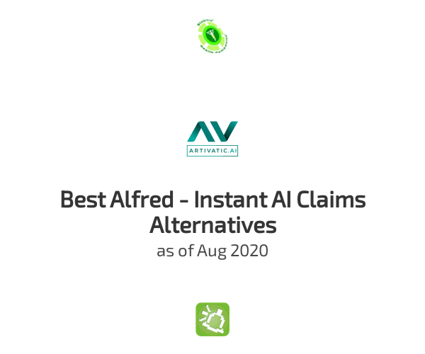 Best Alfred - Instant AI Claims Alternatives
