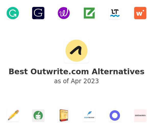 Best Outwrite.com Alternatives