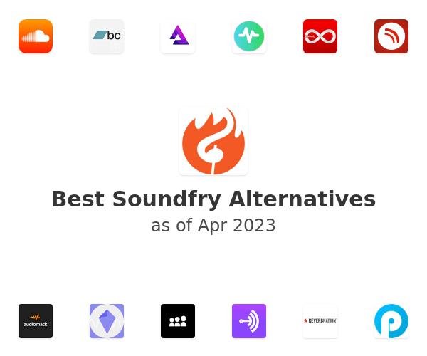 Best Soundfry Alternatives