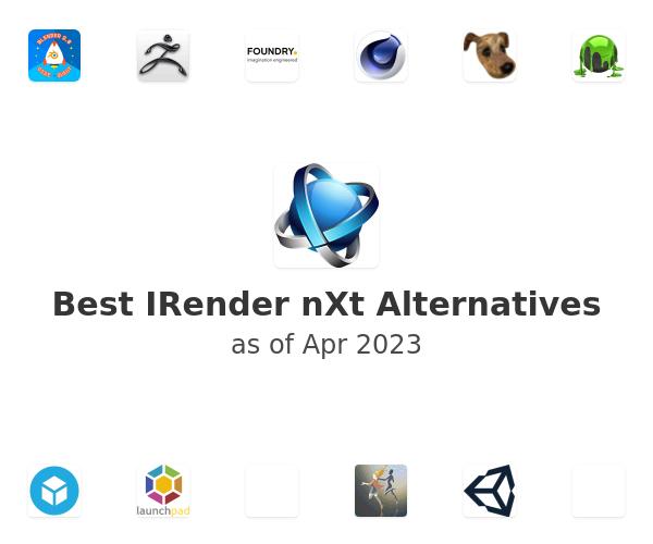 Best IRender nXt Alternatives