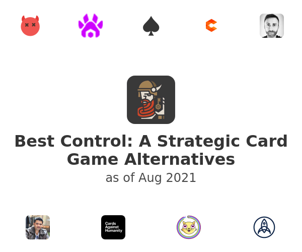 Best Control: A Strategic Card Game Alternatives