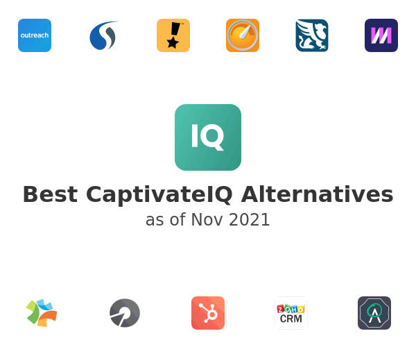 Best CaptivateIQ Alternatives