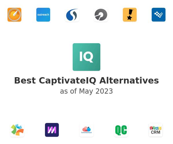 Best CaptivateIQ Alternatives
