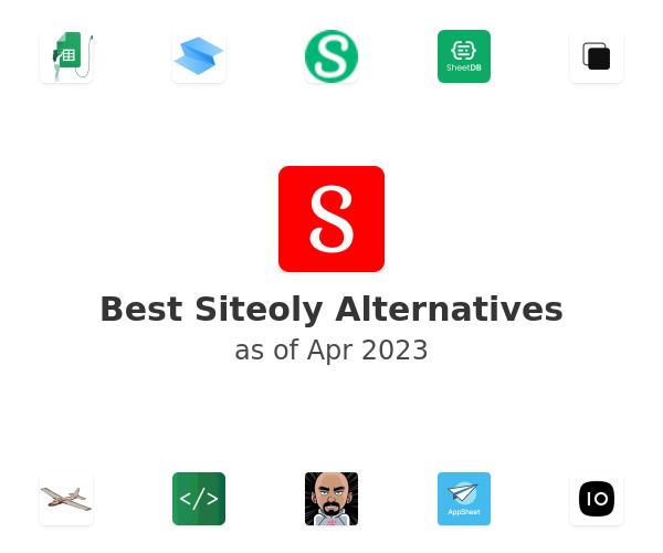 Best Siteoly Alternatives