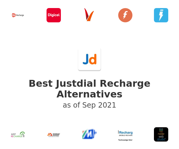 Best Justdial Recharge Alternatives
