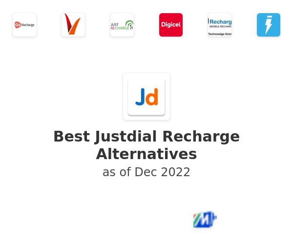 Best Justdial Recharge Alternatives