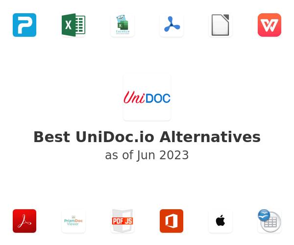 Best UniDoc.io Alternatives