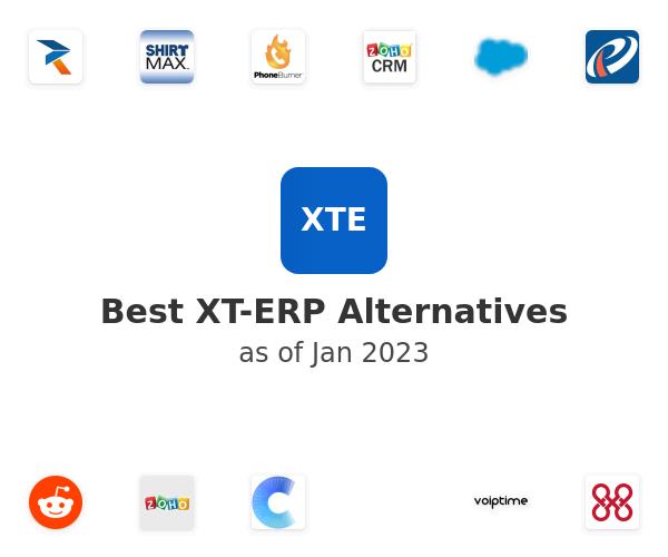Best XT-ERP Alternatives
