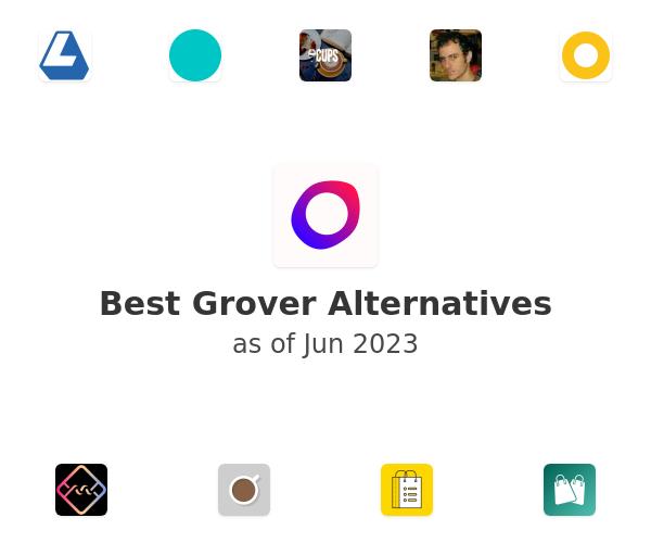 Best Grover Alternatives