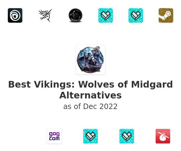 Best Vikings: Wolves of Midgard Alternatives