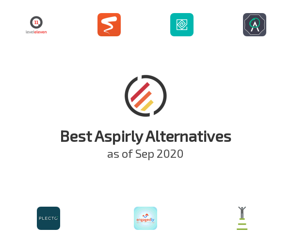 Best Aspirly Alternatives