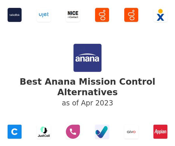 Best Anana Mission Control Alternatives