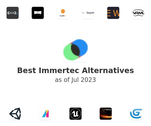 Best Immertec Alternatives