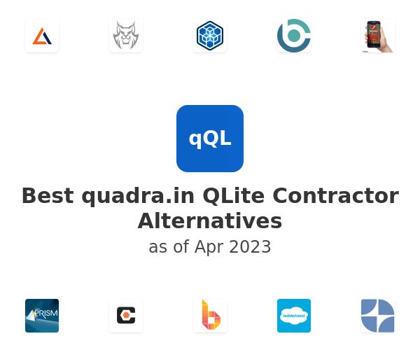 Best QLite Contractor Alternatives