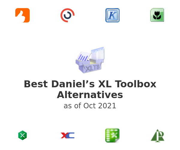 Best Daniel's XL Toolbox Alternatives