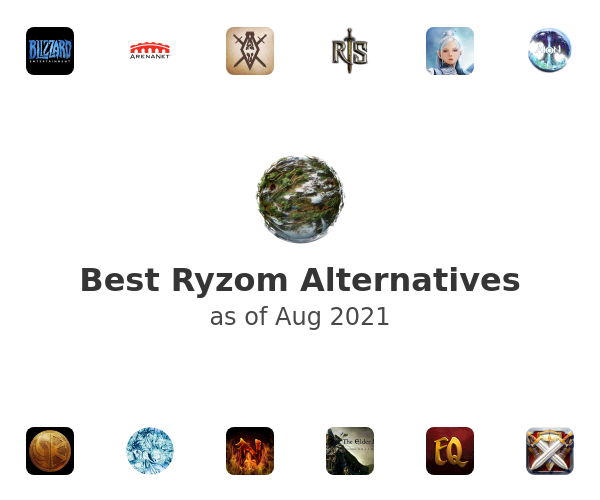 Best Ryzom Alternatives
