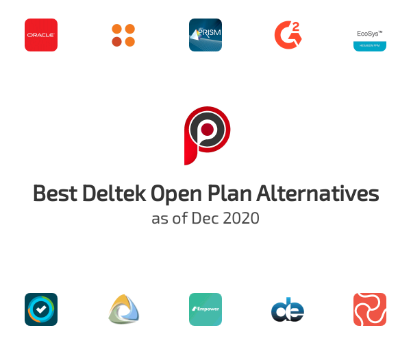 Best Deltek Open Plan Alternatives