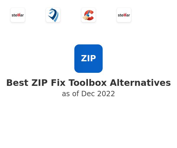 Best ZIP Fix Toolbox Alternatives