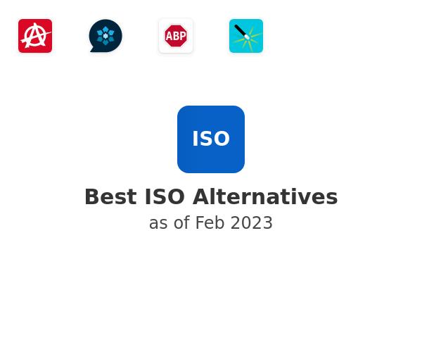 Best ISO Alternatives