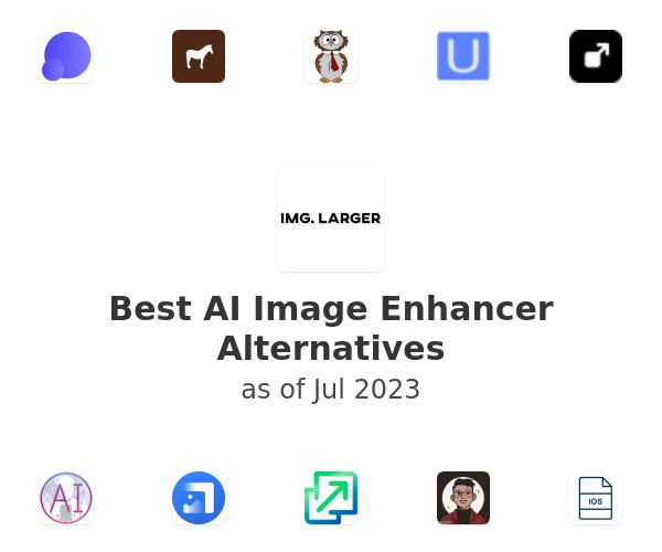 Best AI Image Enhancer Alternatives