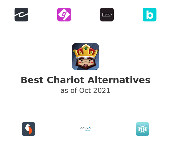 Best Chariot Alternatives