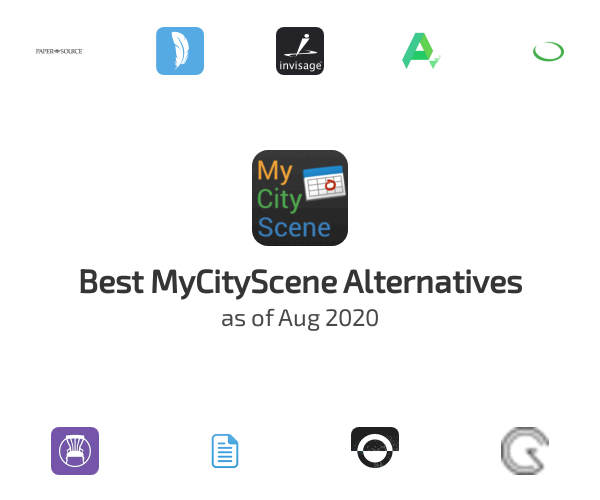 Best MyCityScene Alternatives