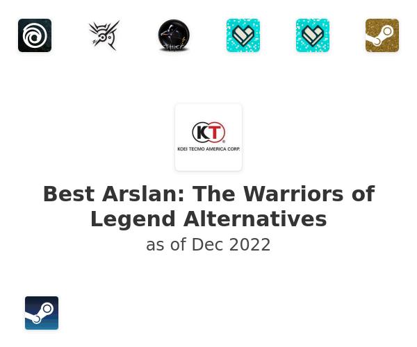Best Arslan: The Warriors of Legend Alternatives