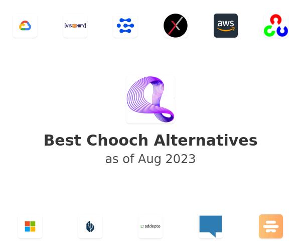 Best Chooch.ai Alternatives