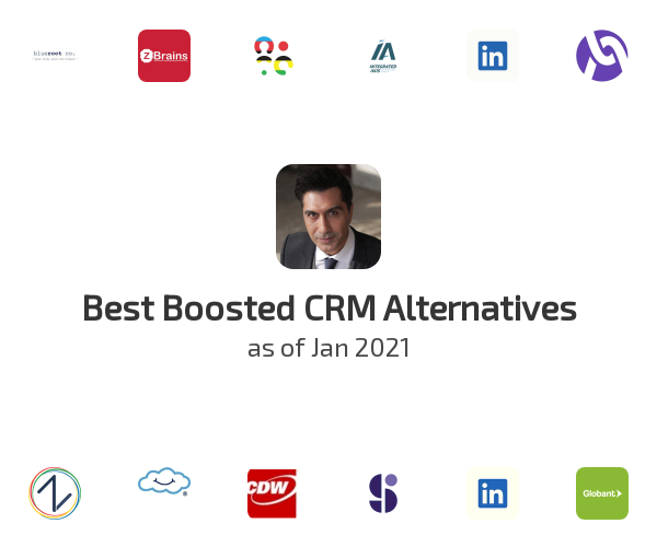Best Boosted CRM Alternatives