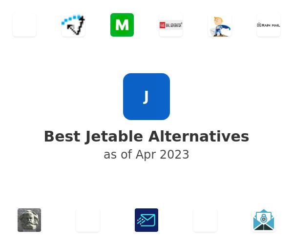 Best Jetable Alternatives