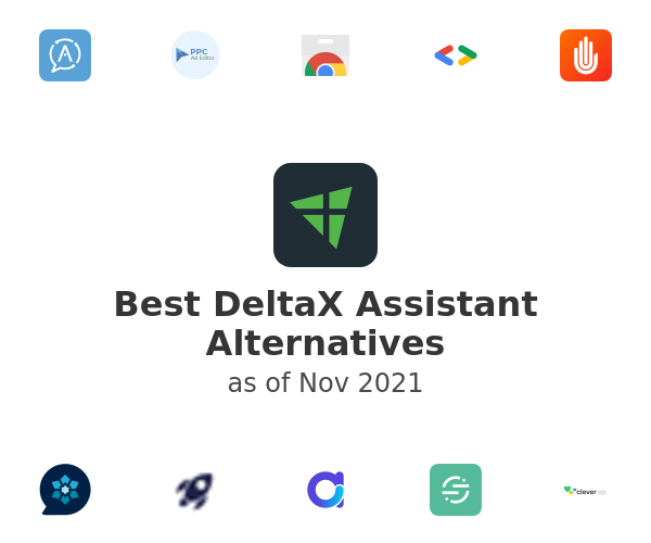 Best DeltaX Assistant Alternatives
